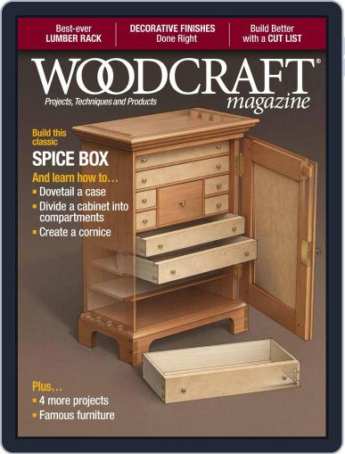 Woodcraft (Digital) February 1st, 2017 Issue Cover