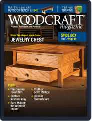 Woodcraft (Digital) Subscription April 1st, 2017 Issue