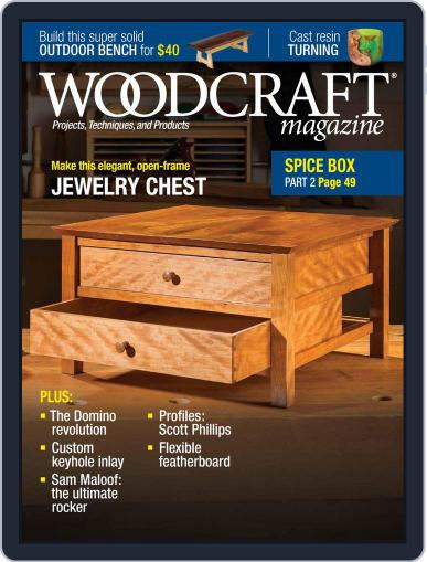 Woodcraft (Digital) April 1st, 2017 Issue Cover