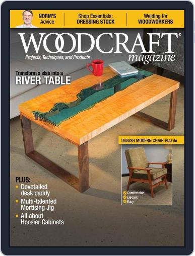 Woodcraft (Digital) June 1st, 2017 Issue Cover