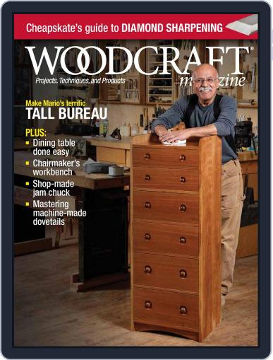 Woodcraft (Digital) August 1st, 2017 Issue Cover