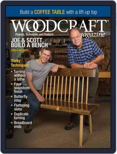 Woodcraft (Digital) October 1st, 2017 Issue Cover
