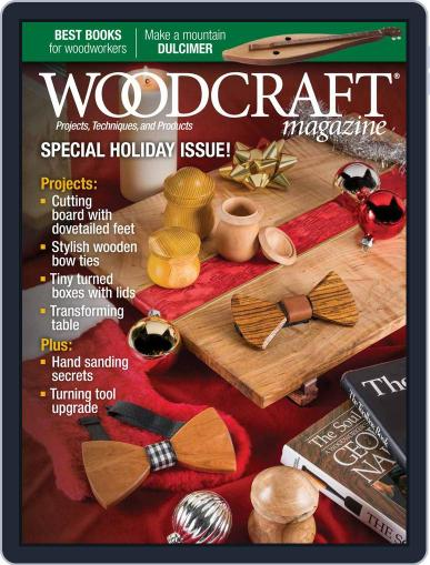 Woodcraft (Digital) December 1st, 2017 Issue Cover