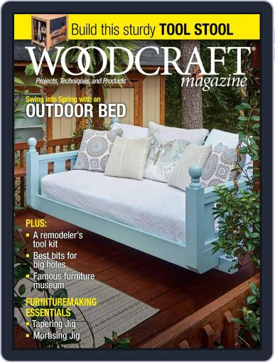 Woodcraft (Digital) April 1st, 2018 Issue Cover
