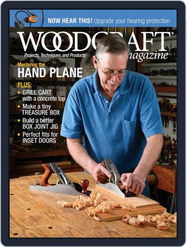 Woodcraft (Digital) May 1st, 2018 Issue Cover