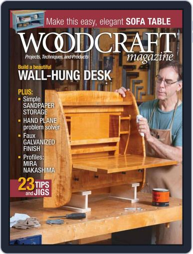 Woodcraft (Digital) August 1st, 2018 Issue Cover