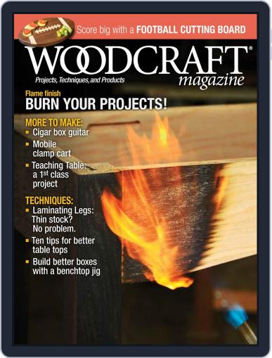 Woodcraft (Digital) October 1st, 2018 Issue Cover