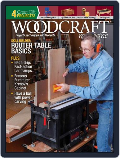 Woodcraft (Digital) December 1st, 2018 Issue Cover