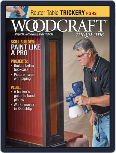 Woodcraft (Digital) February 1st, 2019 Issue Cover