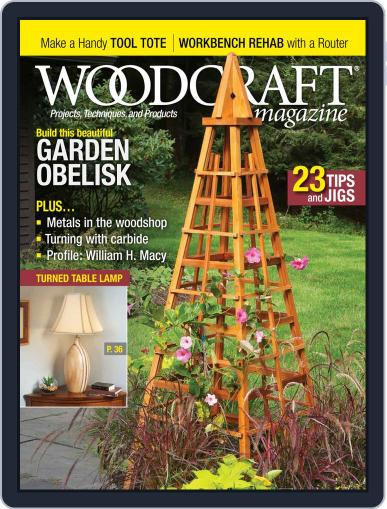 Woodcraft (Digital) April 1st, 2019 Issue Cover
