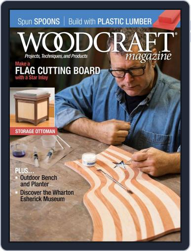 Woodcraft (Digital) June 1st, 2019 Issue Cover