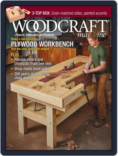 Woodcraft (Digital) August 1st, 2019 Issue Cover