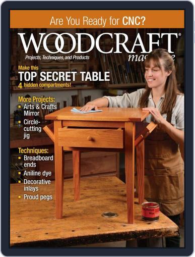 Woodcraft (Digital) October 1st, 2019 Issue Cover