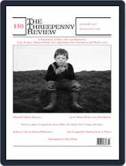 The Threepenny Review (Digital) Subscription August 1st, 2017 Issue