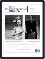 The Threepenny Review (Digital) Subscription January 1st, 2018 Issue