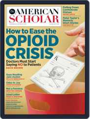 The American Scholar (Digital) Subscription September 5th, 2017 Issue