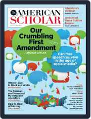 The American Scholar (Digital) Subscription September 1st, 2018 Issue