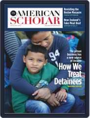 The American Scholar (Digital) Subscription December 1st, 2018 Issue
