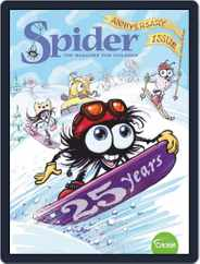 Spider Magazine Stories, Games, Activites And Puzzles For Children And Kids (Digital) Subscription January 1st, 2019 Issue