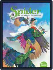 Spider Magazine Stories, Games, Activites And Puzzles For Children And Kids (Digital) Subscription April 1st, 2019 Issue