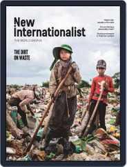New Internationalist (Digital) Subscription November 1st, 2018 Issue
