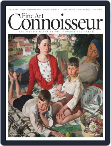 Fine Art Connoisseur (Digital) May 1st, 2013 Issue Cover