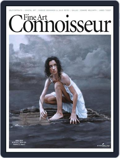 Fine Art Connoisseur (Digital) March 1st, 2014 Issue Cover