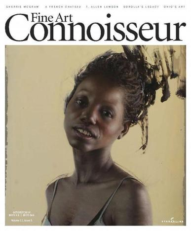 Fine Art Connoisseur (Digital) August 28th, 2014 Issue Cover