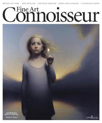 Fine Art Connoisseur (Digital) November 1st, 2014 Issue Cover