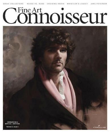 Fine Art Connoisseur (Digital) January 1st, 2015 Issue Cover