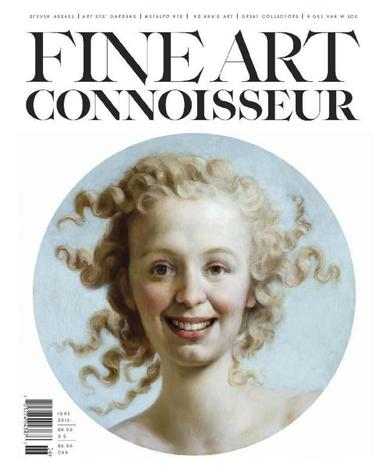 Fine Art Connoisseur (Digital) May 1st, 2015 Issue Cover