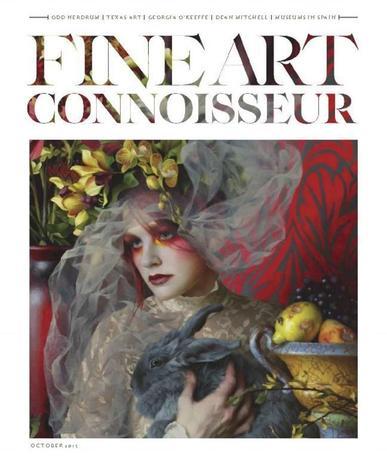 Fine Art Connoisseur (Digital) September 1st, 2015 Issue Cover