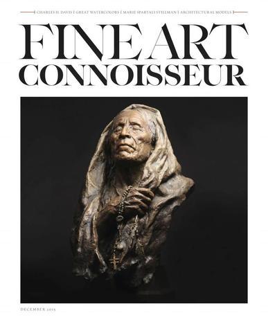 Fine Art Connoisseur (Digital) October 31st, 2015 Issue Cover