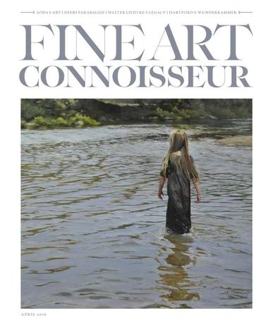Fine Art Connoisseur (Digital) March 1st, 2016 Issue Cover