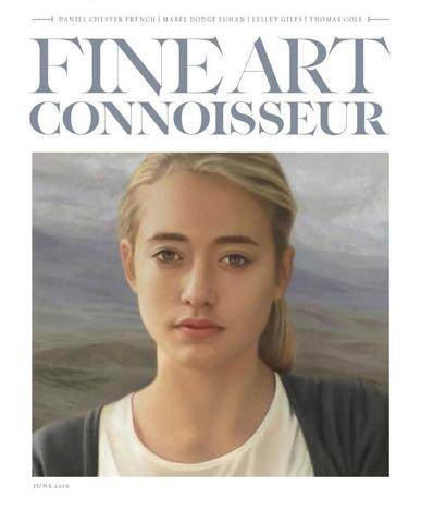 Fine Art Connoisseur (Digital) May 1st, 2016 Issue Cover