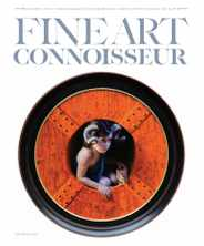 Fine Art Connoisseur (Digital) Subscription July 1st, 2016 Issue