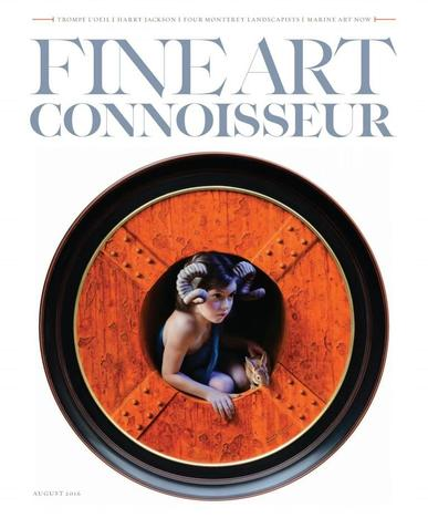 Fine Art Connoisseur (Digital) July 1st, 2016 Issue Cover