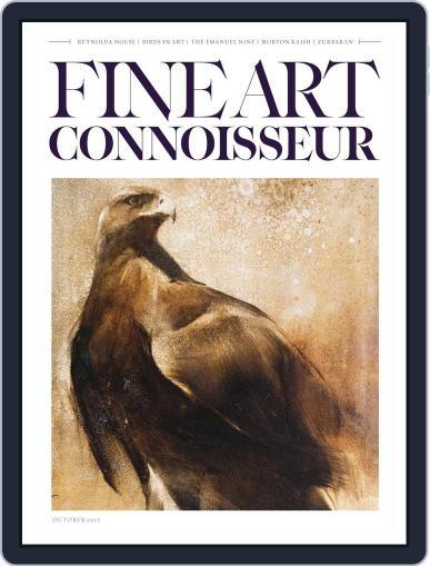 Fine Art Connoisseur (Digital) September 1st, 2017 Issue Cover