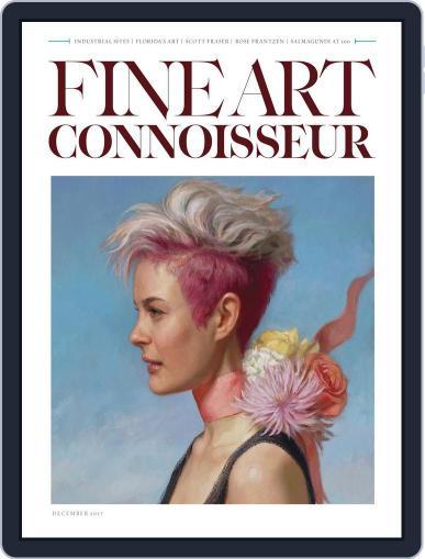 Fine Art Connoisseur (Digital) November 1st, 2017 Issue Cover
