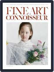 Fine Art Connoisseur (Digital) Subscription September 1st, 2018 Issue