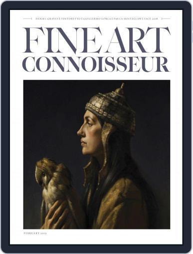 Fine Art Connoisseur (Digital) January 1st, 2019 Issue Cover