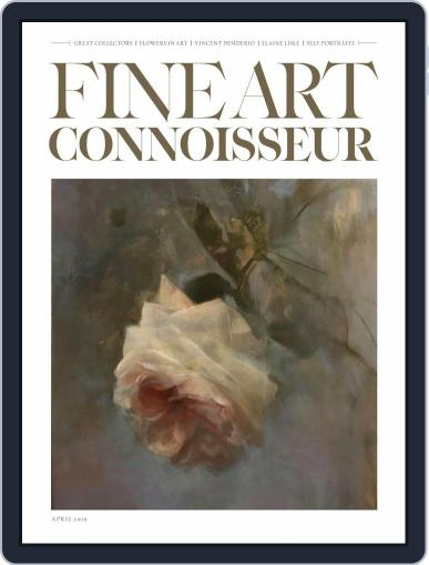 Fine Art Connoisseur (Digital) March 1st, 2019 Issue Cover