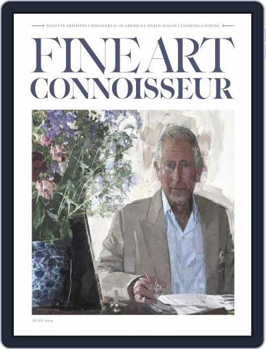 Fine Art Connoisseur (Digital) May 1st, 2019 Issue Cover