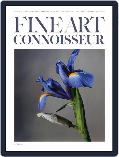 Fine Art Connoisseur (Digital) March 1st, 2020 Issue Cover