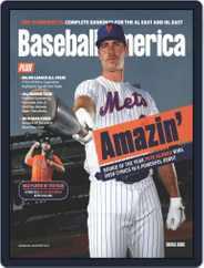 Baseball America (Digital) Subscription November 1st, 2019 Issue