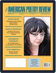 The American Poetry Review (Digital) Subscription May 1st, 2018 Issue