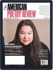 The American Poetry Review (Digital) Subscription March 1st, 2019 Issue