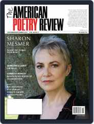 The American Poetry Review (Digital) Subscription November 1st, 2019 Issue