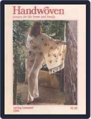 Handwoven (Digital) Subscription March 1st, 1980 Issue