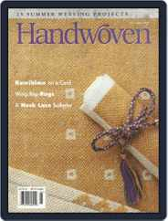 Handwoven (Digital) Subscription May 1st, 1999 Issue